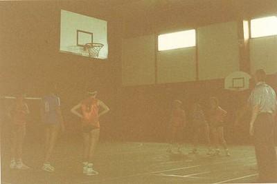 Photo de la finale régionale de 1985.