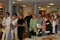 Bin Ich Das 2011 -  bénévoles et visiteurs