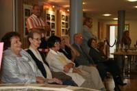 Bin Ich Das 2011 - des visiteurs assis