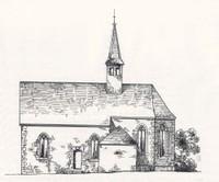 chapelle Saint Pierre 14e siècle