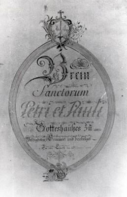 Urbaire de Waldighoffen en 1776