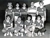CSSPP équipe féminine championne Alsace 1985-1986