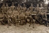 armée allemande 1e guerre