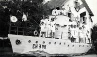 Fête de la Libération 1945