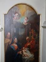 Xavier Hauwiller 1746 Présentation au temple