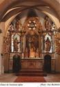 choeur de l'ancienne église de Waldighoffen