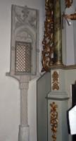 custode style gothique 15e siècle