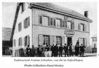 Restaurant Arsène Schielin