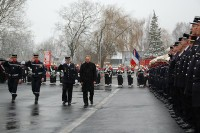 inauguration Centre de Secours le 12/12/2009