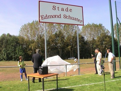 inaug stade Edm Schuster 080902