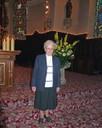 Soeur Marie Thérèse Schmitt le 17 octobre 2010
