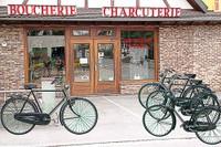 Les vélos des clients