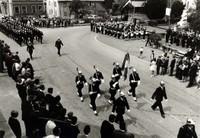 prise d'armes du 24 juillet 1966
