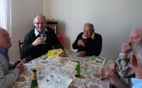 visite de l'abbé Antoine Ditner