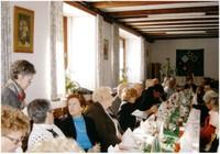 La fête de Noël 2010 du Club des Gens Heureux de Waldighoffen.