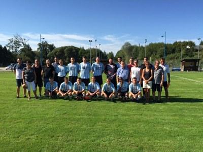 1er match de championnat_équipe ASW
