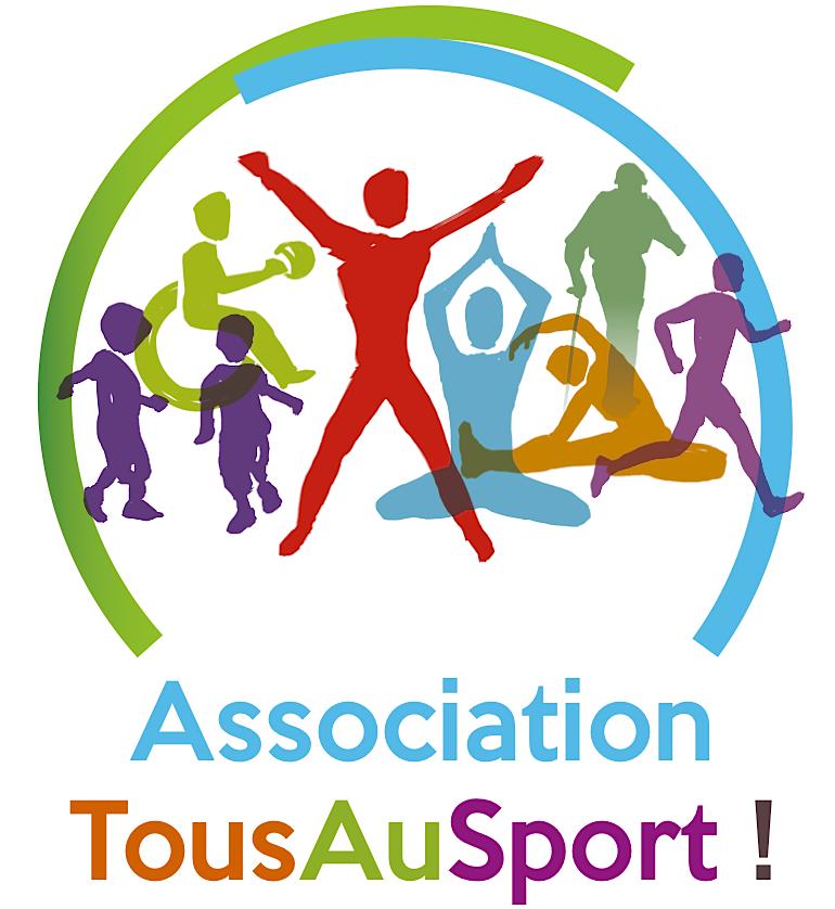 Logo Tous au Sport