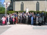 Photo de groupe 30 section UNC Waldighoffen