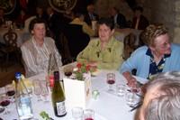 Repas - 3 dames 30 ans section UNC Waldighoffen