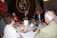 Repas - table des officiels 30 ans UNC Waldighoffen