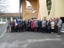 Photo souvenir des participants Assemblée Générale 2010