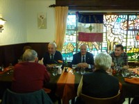 Repas amical 2010 - comité