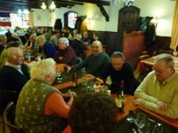 Repas amical 2010 - salle gauche