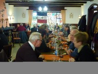 Repas amical 2010 - salle