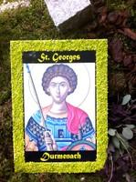 01 Icône St Georges Durmenach