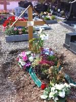 La tombe du Père François