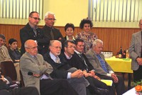 Elus et membres de conseils de fabrique et de l'EAP au Foyer de Durmenach