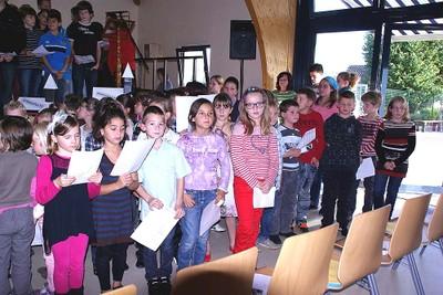 20 oct 2012 Rencontre à Steinsoultz des forces vives des 6 paroisses (2)