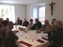 Repas au presbytère avec l'EAP-1