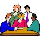 Logo d'une réunion