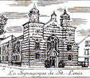 Pictogramme synagogue de Saint Louis (68)