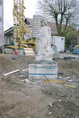 2012/11/08 - Pose monument aux morts