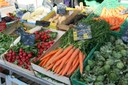 Stand maraicher Gasser botte de carottes