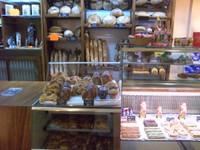 Les pains et les viennoiseries