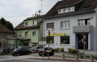 Vue sur le Salon de Coiffure Estelle à Waldighoffen