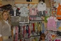 Coin vêtements pour enfants