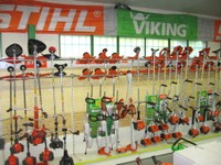 Walliser - Débroussailleuses Stihl et Viking