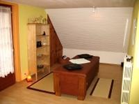 La salle de massage au Centre de l'Harmonie