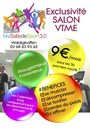 Affiche promotion Ma Salle de Sport 3.0 - Salon VTME 2019