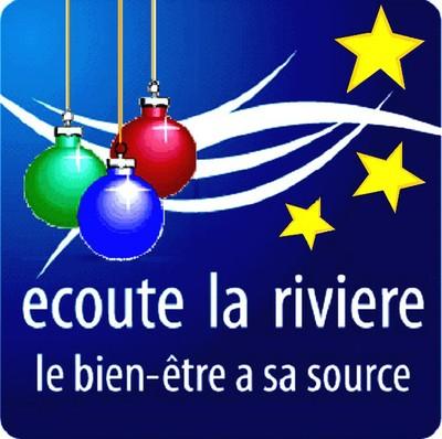 Logo Ecoute la Rivière pour Noël
