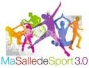 "Logo ""Ma Salle de Sport 3.0"""