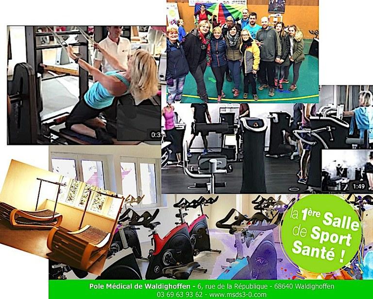 "Ma Salle De Sport la salle de sport santé de frédéric hoff ""ma salle de sport 3.0"