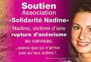 """Soutien à l'association """"Solidarité Nadine"""""""