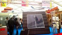 Panneau Photovoltaïque des Ets Heinis