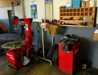 Calibrage des pneus chez Welmelinger