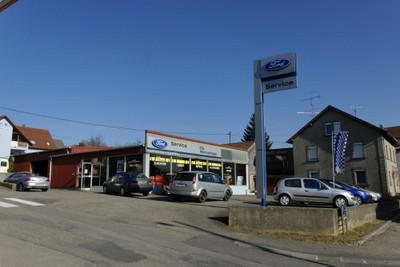 Le Garage Welmelinger à Waldighoffen
